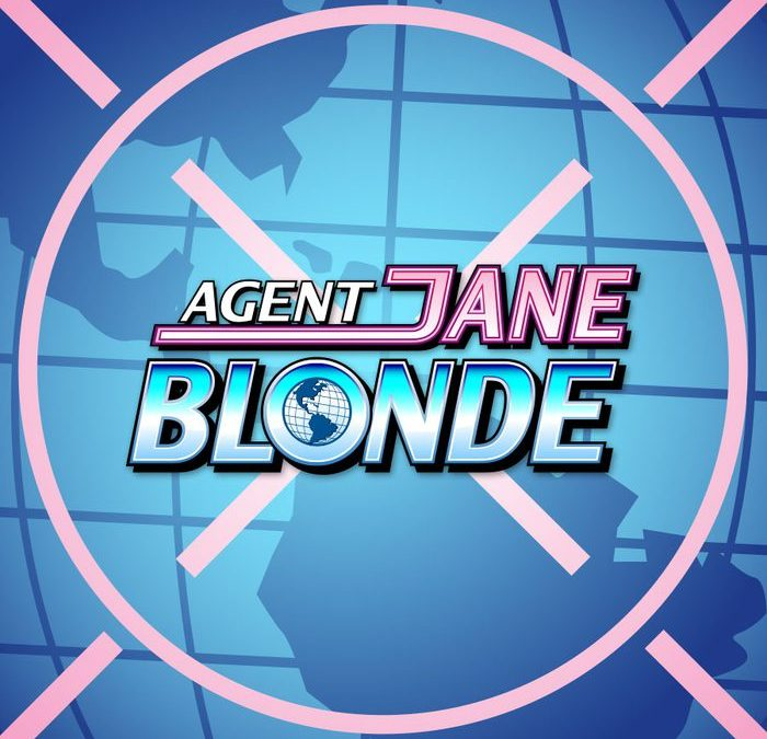 Agent Jane Blonde Kasinopeli